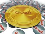 Golden Goali met Goalimunten